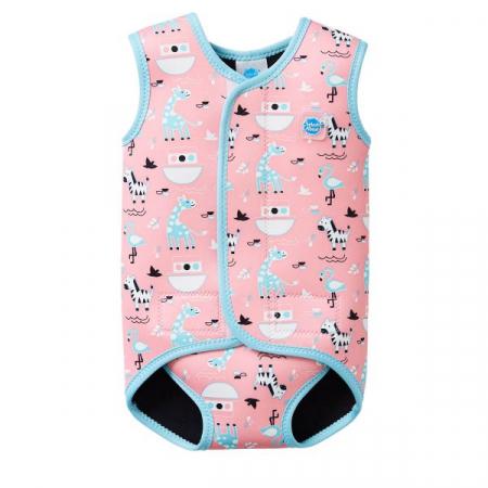 Costum neopren cu velcro bebeluşi - Baby Wrap™ Arca Ninei0
