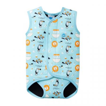 Costum neopren cu velcro bebeluşi - Baby Wrap™ Arca lui Noe0