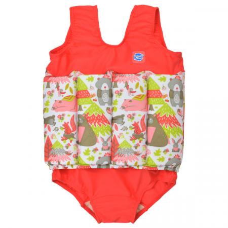 Costum înot plutitor fete - Floatsuit Din Pădure [0]