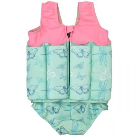Costum înot plutitor fete - Floatsuit Libelule1