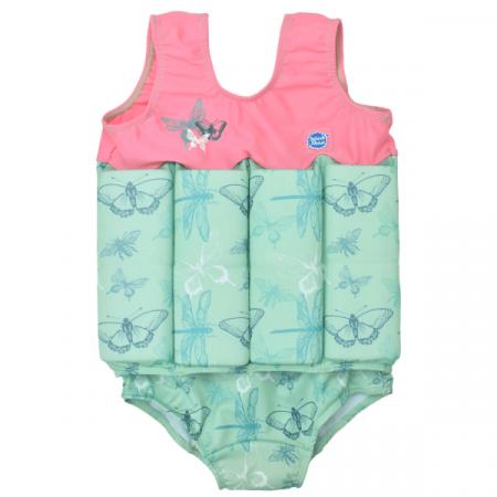 Costum înot plutitor fete - Floatsuit Libelule0