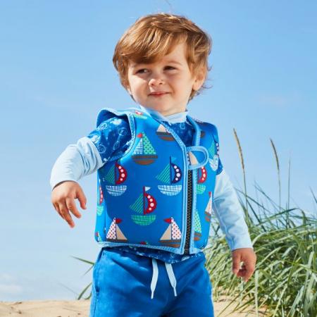 Vestă înot copii - Go Splash Swim Vest Micul Navigator2
