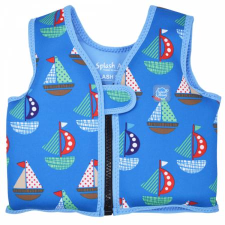 Vestă înot copii - Go Splash Swim Vest Micul Navigator0