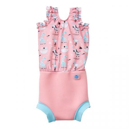 Costum înot/scutec de apă bebeluşi - Happy Nappy™ Arca Ninei0