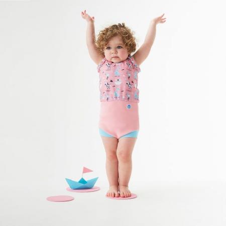 Costum înot/scutec de apă bebeluşi - Happy Nappy™ Arca Ninei2