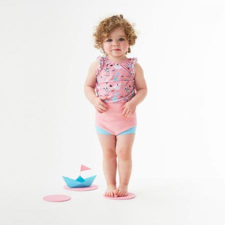 Costum înot/scutec de apă bebeluşi - Happy Nappy™ Arca Ninei3
