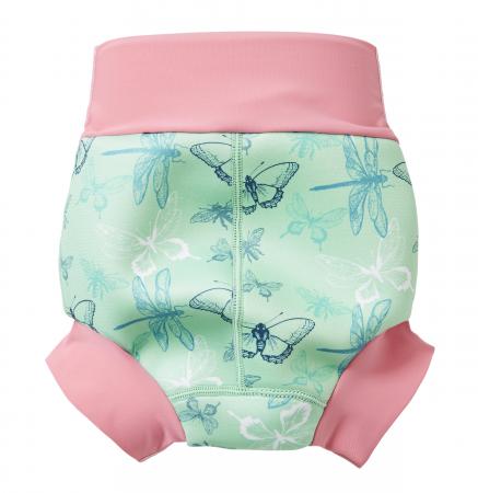 Slip înot/scutec de apă bebeluşi - Happy Nappy™ Libelule1
