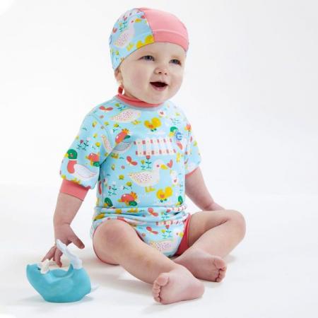 Costum neopren/scutec bebeluşi - Happy Nappy™ 5 Rațuşte3