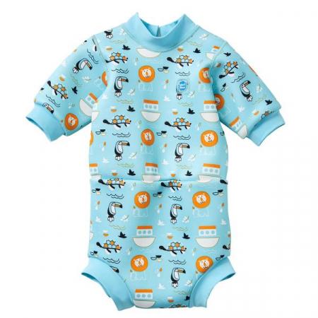 Costum neopren/scutec bebeluşi - Happy Nappy™ Arca lui Noe0
