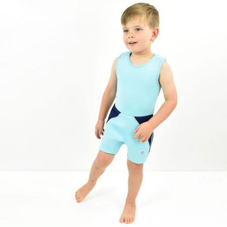 Costum neopren copii - Jammer Wetsuit Albastru Cobalt2