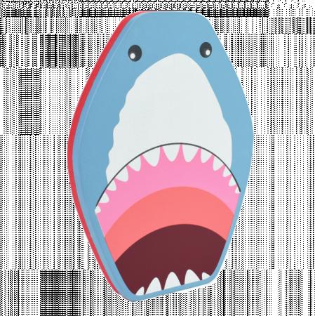 Placă înot copii - Kick Board Marele Rechin0
