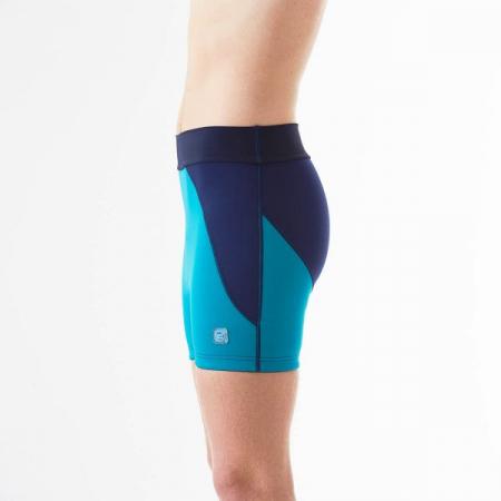 Pantalon scurt înot/incontinență adulți  - Splash Jammers Marin/Jad3