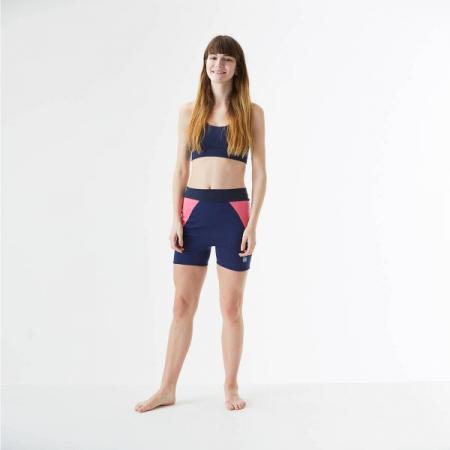 Pantalon scurt înot/incontinență adulți  - Splash Jammers Marin/Roz3