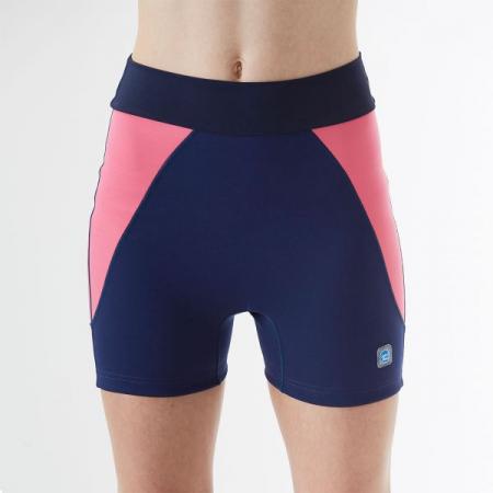 Pantalon scurt înot/incontinență adulți  - Splash Jammers Marin/Roz2