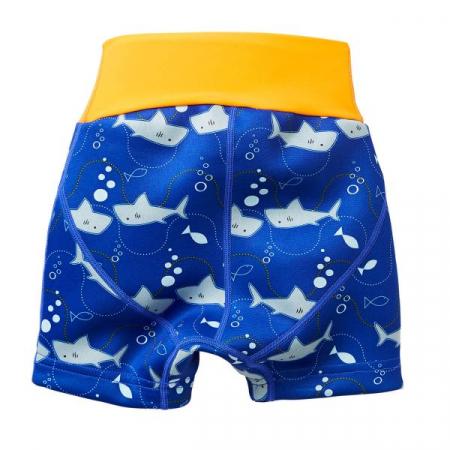 Pantalon scurt înot copii - Splash Jammers Rechinii Simpatici1