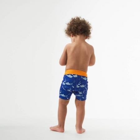 Pantalon scurt înot copii - Splash Jammers Rechinii Simpatici4