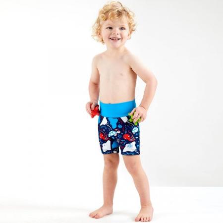 Pantalon scurt înot copii - Splash Jammers Din Ocean2