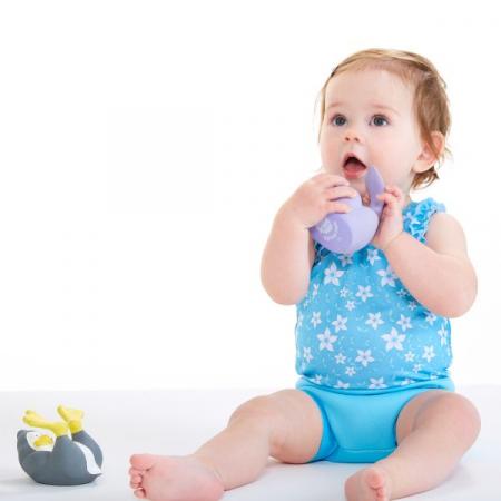 Jucarie de apă bebeluşi - Splash Pals Pinguin1
