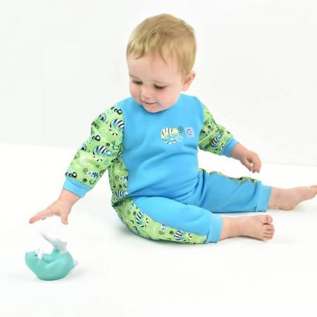 Jucarie de apă bebeluşi - Splash Pals Ornitorinc1