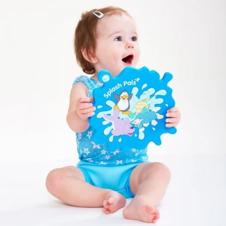 Jucarie de apă bebeluşi - Splash Pals Oglindă3