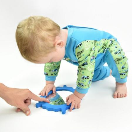 Jucarie de apă bebeluşi - Splash Pals Oglindă2