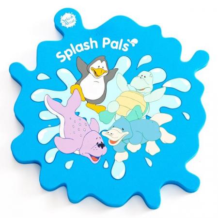 Jucarie de apă bebeluşi - Splash Pals Oglindă0