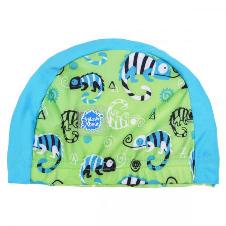 Cască înot bebeluşi Gegoşii Verzi0