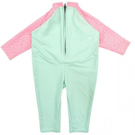 Costum protecție UV bebeluşi - UV All In One Libelule1