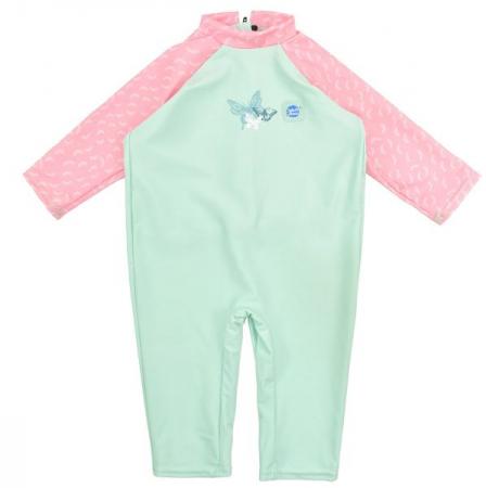 Costum protecție UV bebeluşi - UV All In One Libelule0