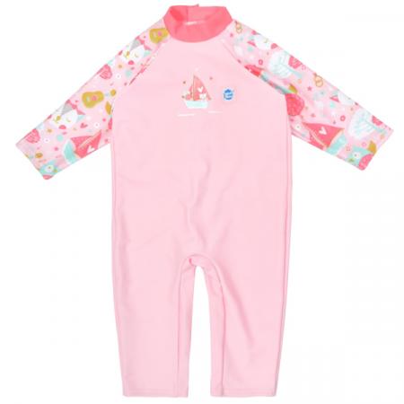 Costum protecție UV bebeluşi - UV All In One Bufnițe şi Pisicuțe0