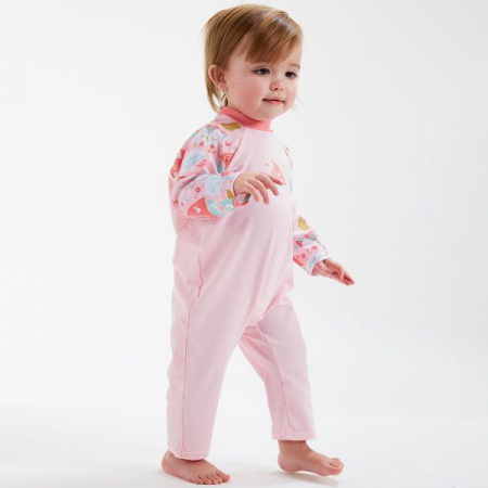 Costum protecție UV bebeluşi - UV All In One Bufnițe şi Pisicuțe2