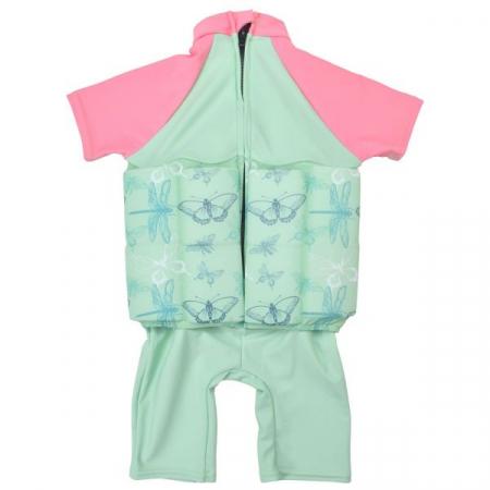 Costum înot plutitor/protecție UV copii-UV Floatsuit Libelule1