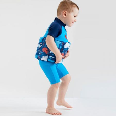 Costum înot plutitor/protecție UV copii-UV Floatsuit Din Ocean3