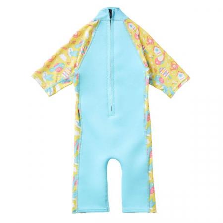 Costum protecție UV/neopren copii - UV Sun & Sea Păsări de Grădină1