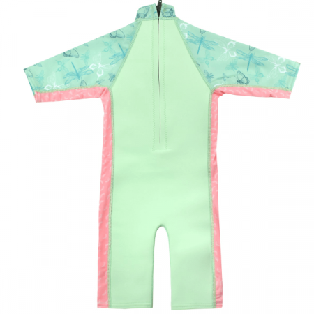 Costum protecție UV/neopren copii - UV Sun & Sea Libelule1