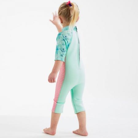 Costum protecție UV/neopren copii - UV Sun & Sea Libelule2