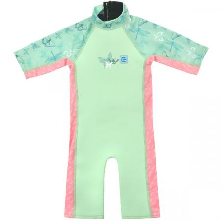 Costum protecție UV/neopren copii - UV Sun & Sea Libelule0