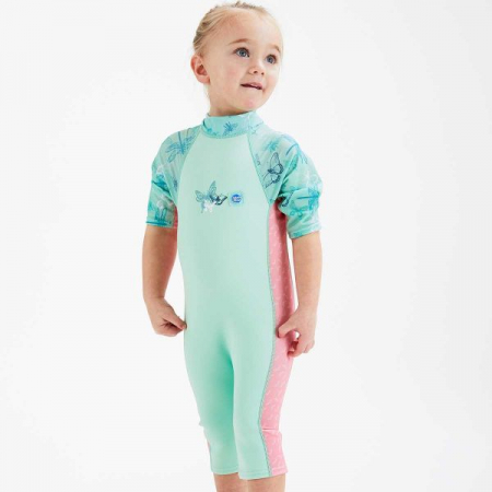Costum protecție UV/neopren copii - UV Sun & Sea Libelule3