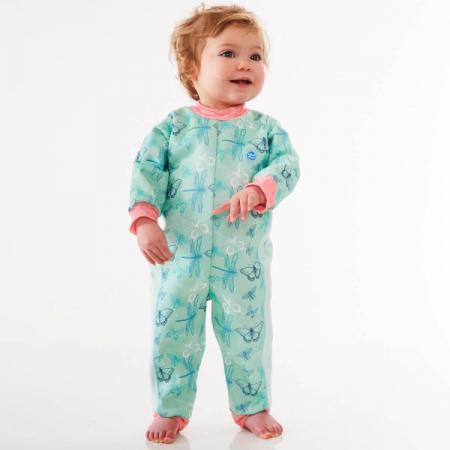 Costum întreg neopren bebeluşi - Warm In One™ Libelule [2]