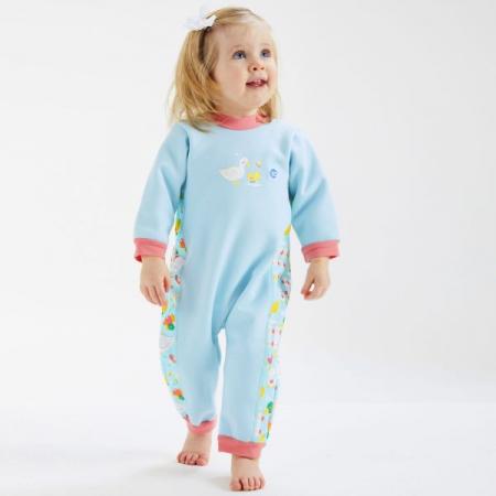 Costum întreg neopren bebeluşi - Warm In One™ 5 Rațuşte2