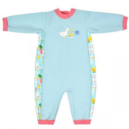 Costum întreg neopren bebeluşi - Warm In One™ 5 Rațuşte0