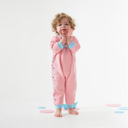Costum întreg neopren bebeluşi - Warm In One™ Arca Ninei3