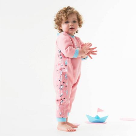 Costum întreg neopren bebeluşi - Warm In One™ Arca Ninei2