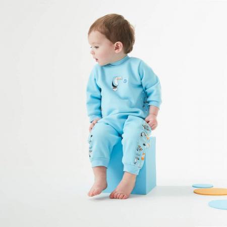 Costum întreg neopren bebeluşi - Warm In One™ Arca lui Noe2