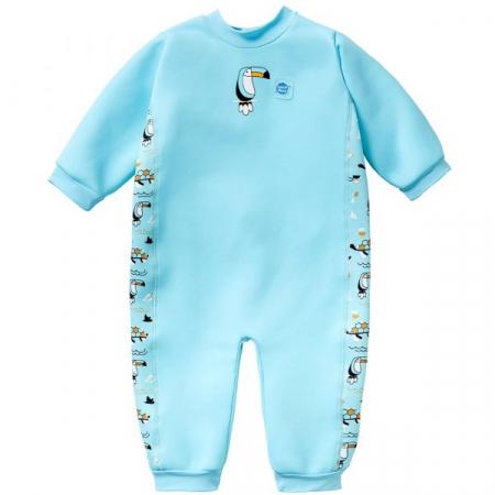 Costum întreg neopren bebeluşi - Warm In One™ Arca lui Noe0