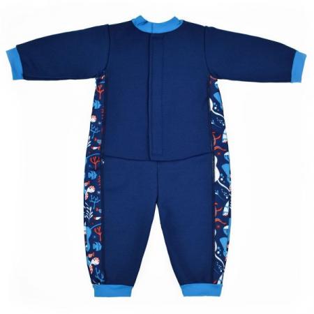Costum întreg neopren bebeluşi - Warm In One™ Din Ocean1