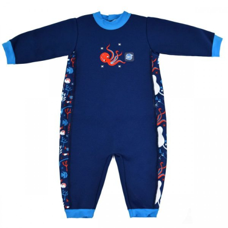 Costum întreg neopren bebeluşi - Warm In One™ Din Ocean0