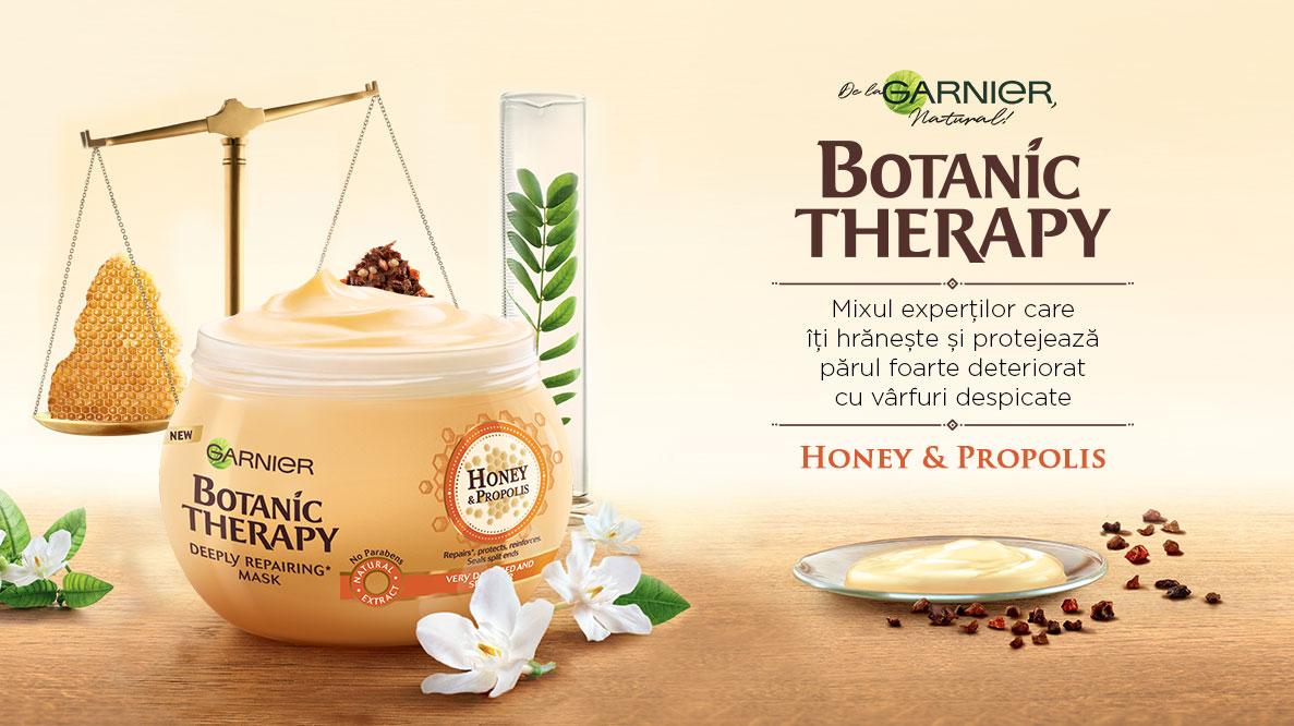 Masca de par Garnier Botanic Therapy