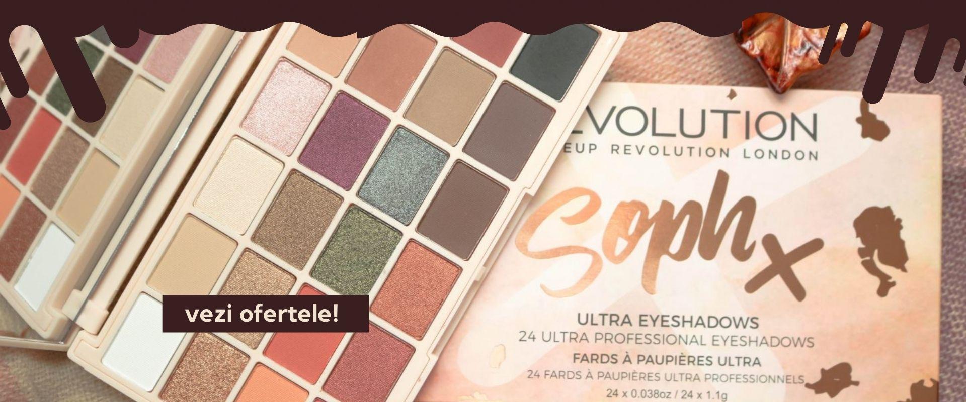 Produse cosmetice Makeup Revolution