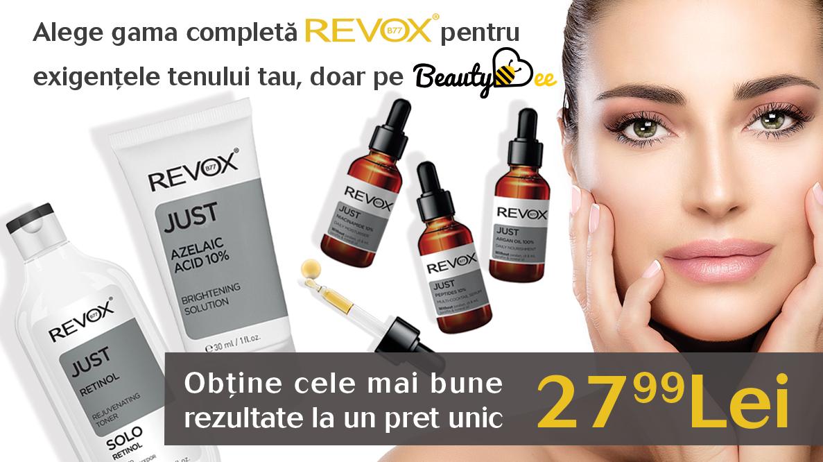 Vezi toate produsele REVOX.